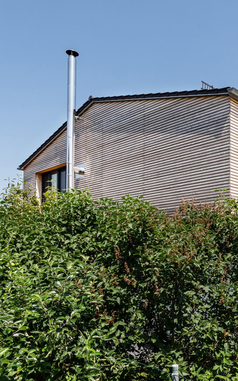 Aufstockung eines bestehenden Wohnhauses, Aichach