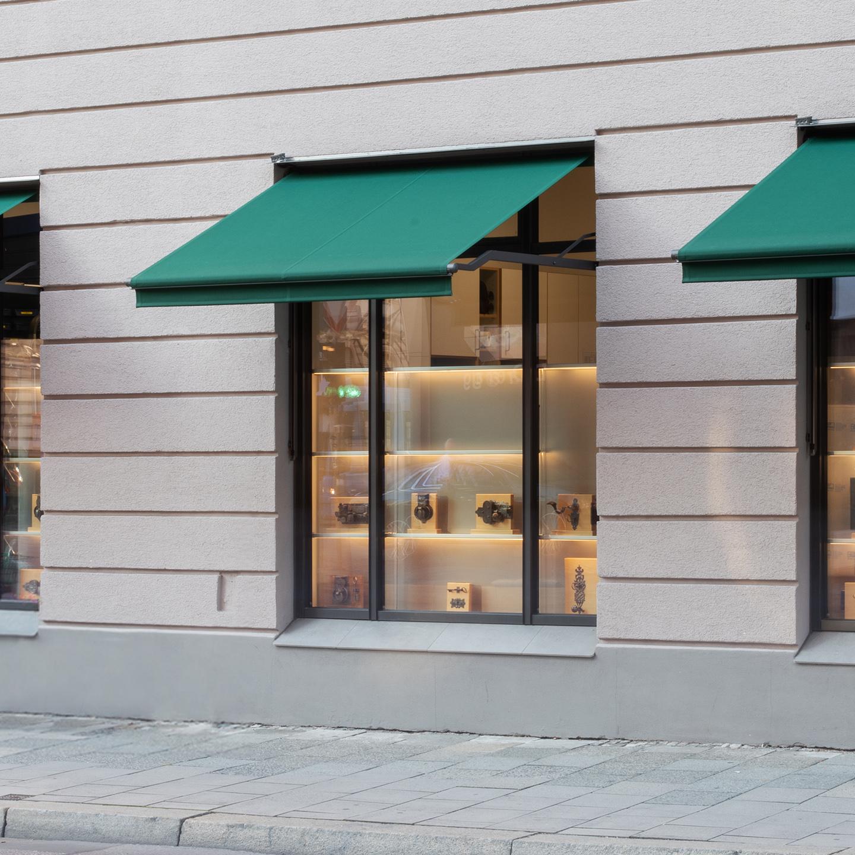 Fassadensanierung Fraunhoferstraße, München
