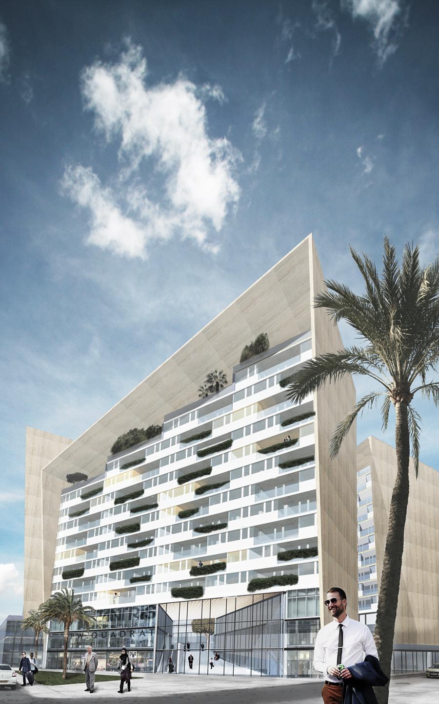 Projektentwicklung Annaba, Algerien
