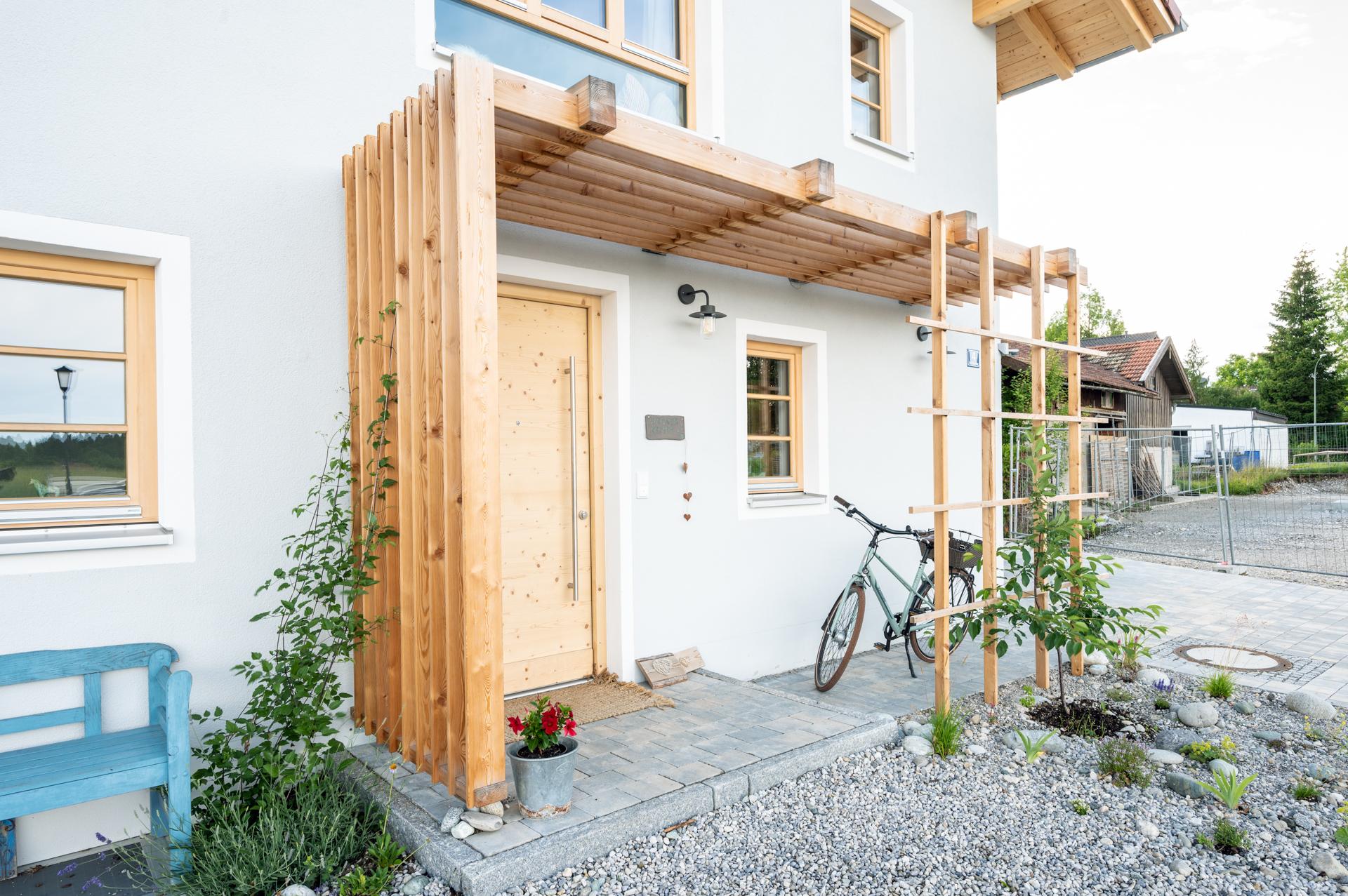 Einfamilienhaus Iffeldorf